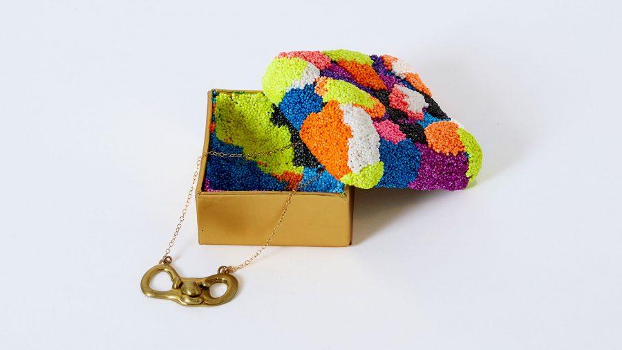 Rosie Deacon Brass Jewelery